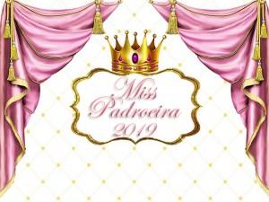 Miss Padroeira 2019 - Nossa Senhora D'abadia