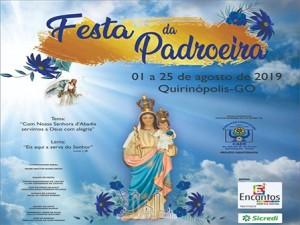 Festa da Padroeira Quirinópolis GO