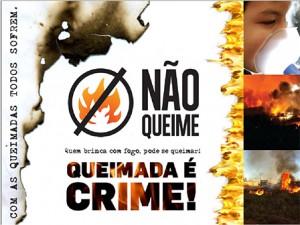 Queimada é Crime!